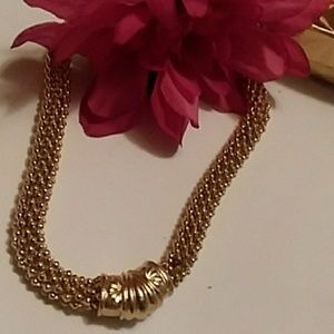 8k H.G.E Gold Magnetic  Gold Necklace